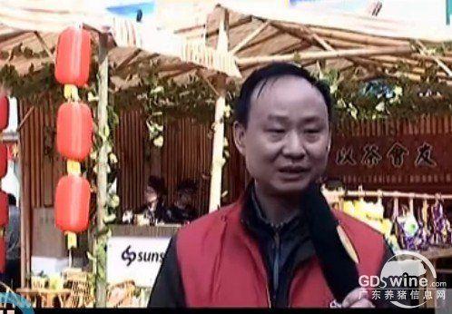 现场采访:深圳市圣西