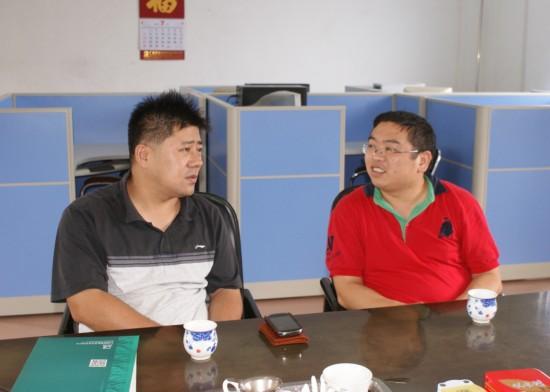 <b>养猪网记者参观广东妙迪生物药业有限公司</b>
