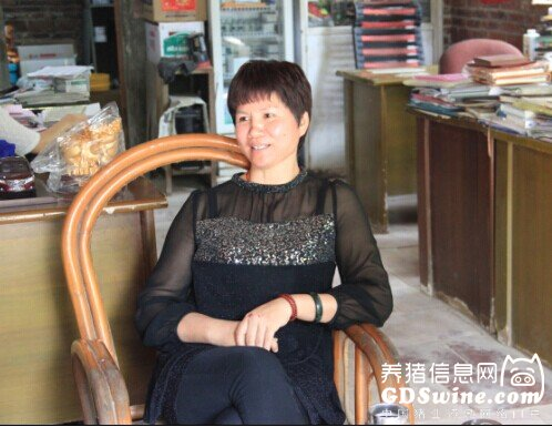 江爱珠:微笑生活,快乐养猪