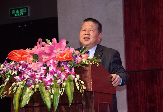 廣東省養豬協會會長吳秋豪講話