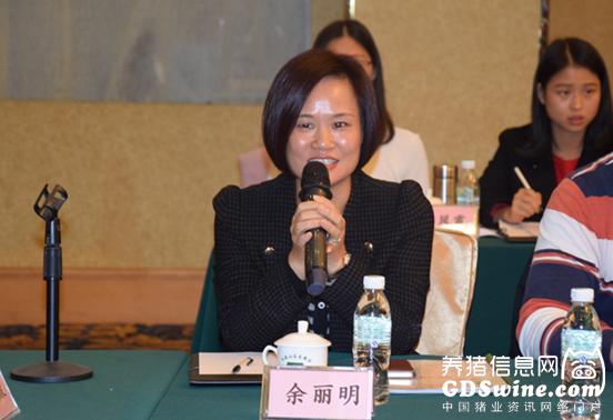 中山市白石猪场有限公司余丽明总经理