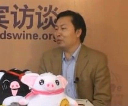 深圳农牧郑华专访