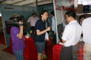 第29届广州养猪产业博览会 花絮-采访与企业