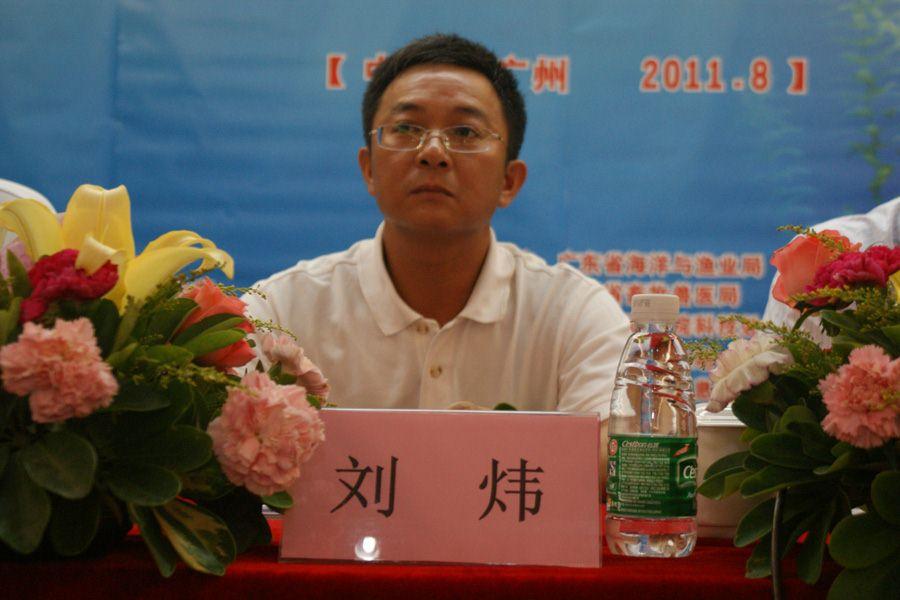 省科技厅刘炜副厅出席授牌仪式