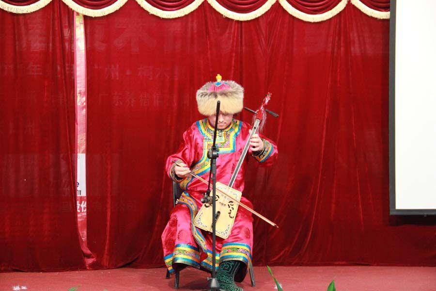 第32届养猪产业博览会(广州)文艺表演