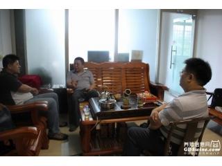 <b>养猪网记者参观广州丰牧动物药业有限公司</b>