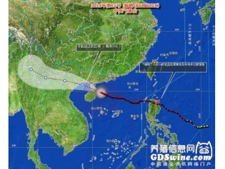 "<b>台风""海鸥""袭来 广东海南有特大暴雨</b>"