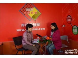 高端访谈-鼎佑兴集团总经理李静明