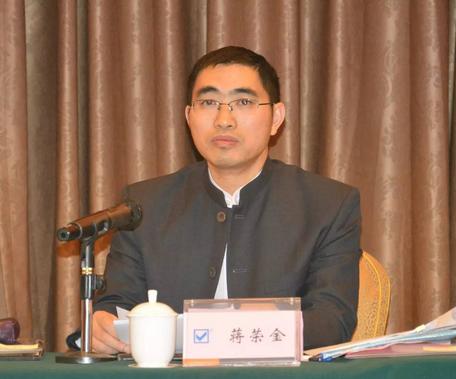 大华农事业部筹建办副主任蒋荣金作工作指导