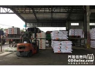 播恩集团佛山工厂单月产销量破万吨