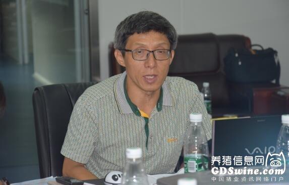 农业部种猪质量监督检验测试中心(广州)樊福好研究员