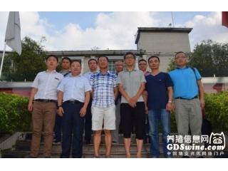 <b>中国猪业高层交流论坛到访农业部种猪测试中心交流健康评价体系</b>