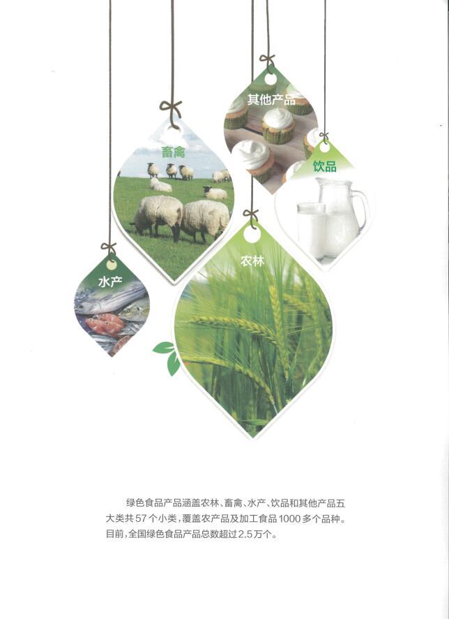 什么是绿色食品?绿色食品有哪些? ――你知  我知  大家知  知识手册3