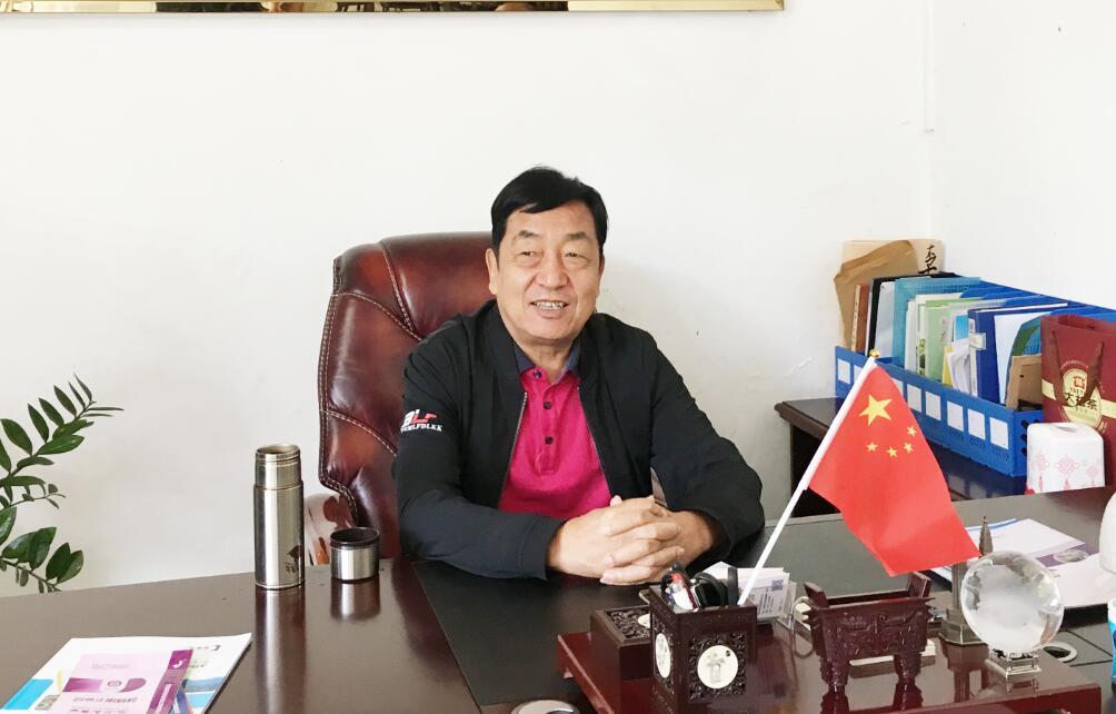 广东大洋食品有限公司董事长张景华