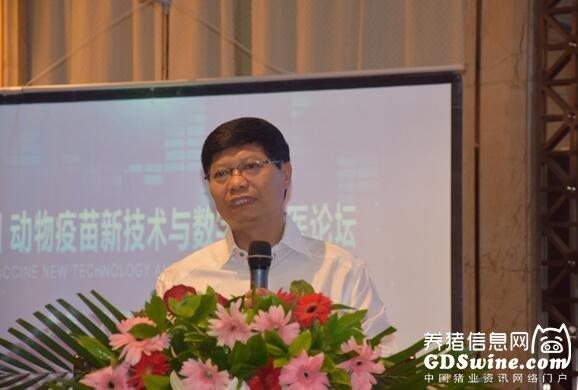 国家兽用药品工程技术研究中心主任田克恭研究员