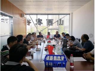 广东省养猪企业到山西考察交流