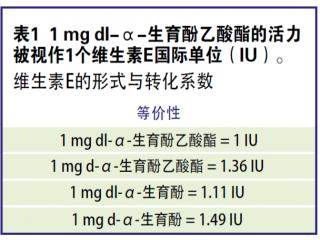 维生素E在仔猪饲料中并非只是又一种营养素