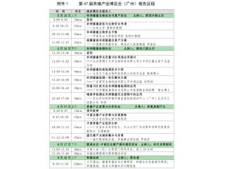 """行业巨变!47届博览会或成非瘟时代企业生存发展的""""晴雨表"""""""