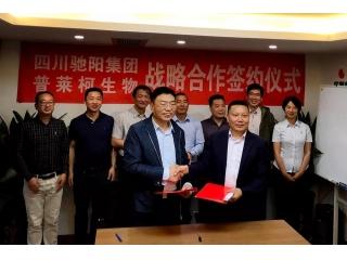 <b>定了!普莱柯与四川驰阳集团签约战略合作</b>