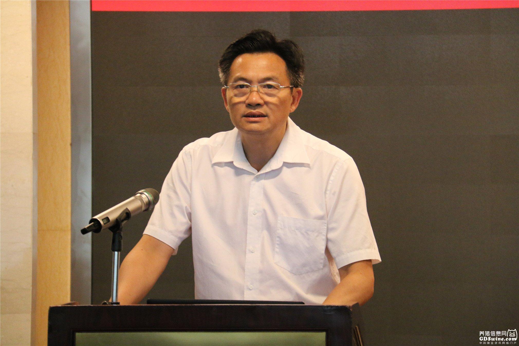 广东省农业农村厅党组成员、副厅长郑惠典讲话