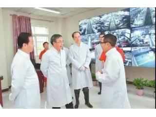 胡春华到西南温氏等企业调研时强调 着力提升销区生猪稳产保供水平