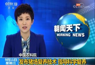 中国农科院发布《规模化猪场复养技术要点》指导科学复养