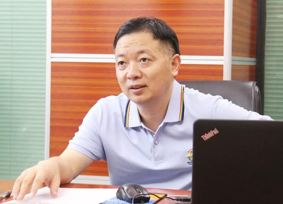 广东旺大集团股份有限公司常务副总裁龚秀斌