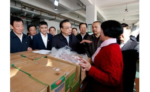 李克强总理点题:要研究降低高速公路冻猪肉运输收费