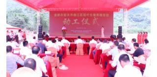 金新农总投资12亿养猪项目落户曲江,全面建成后年出栏