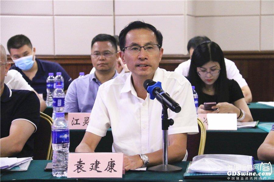 东瑞食品集团股份有限公司董事长袁建康