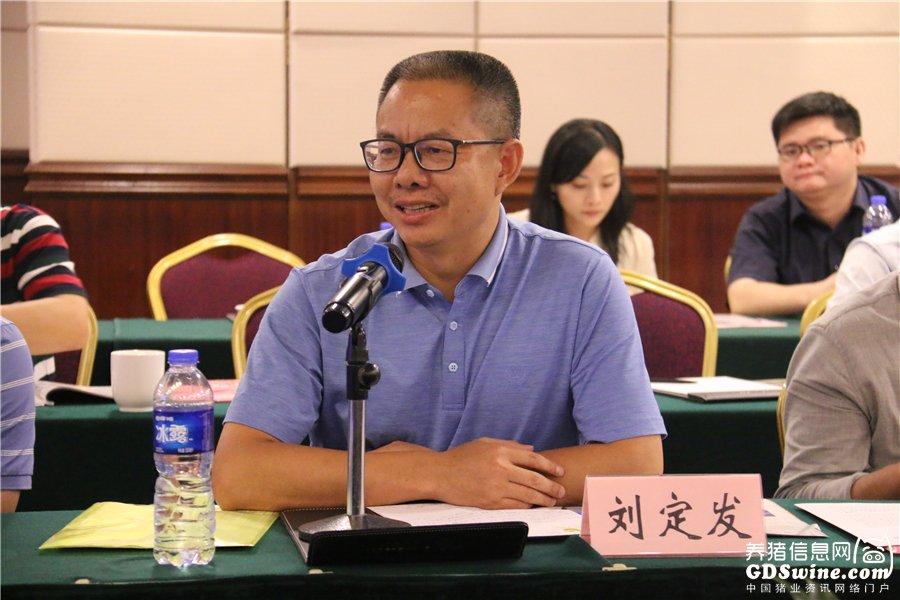 汕尾市金瑞丰生态农业有限公司总经理刘定发