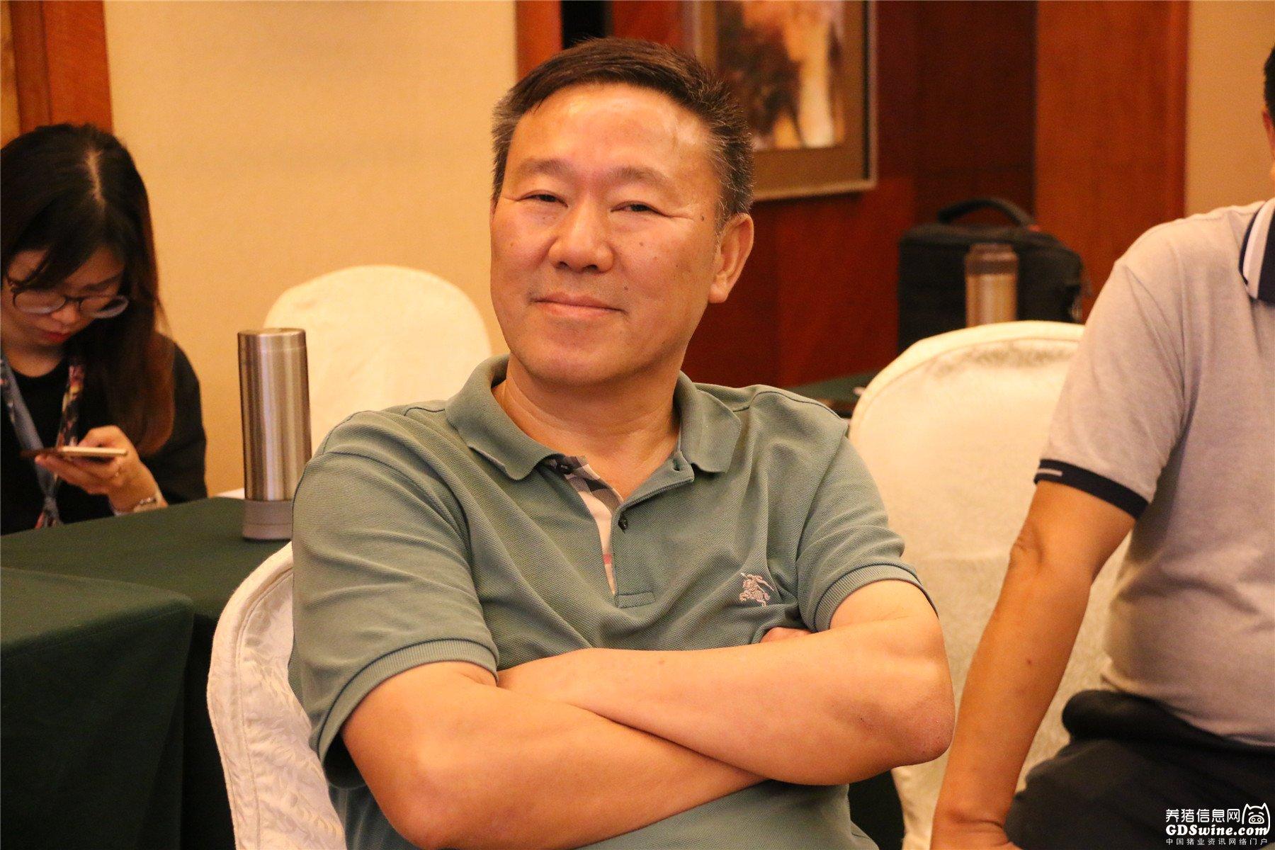 清远市养猪协会孙学平常务副会长