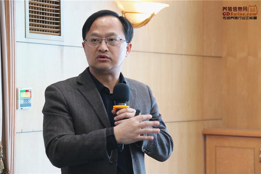 中普生物营销总监陈敏介绍中普生物公司及未来发展规划