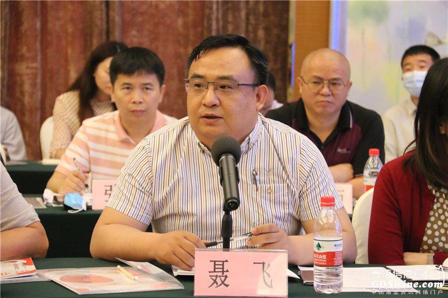 广东省农业农村厅种业管理处聂飞副调研员
