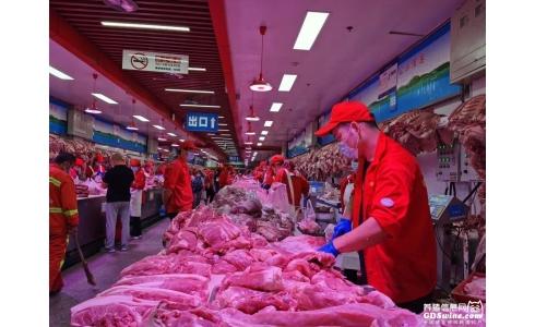 节前猪肉又降价了,后期猪肉价格怎么走?国家发改委回应