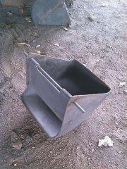 铸铁母猪食槽