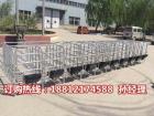 猪用限位栏专业生产厂家 哪里的养猪设备齐全 猪用定位栏生产销售
